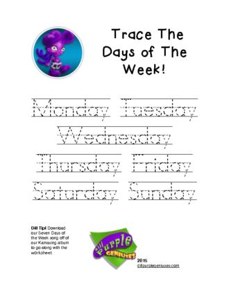 thedaysoftheweek