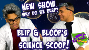 New Science Show Airing NOW! Woohoo!