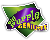 Dill Purple Geniuses